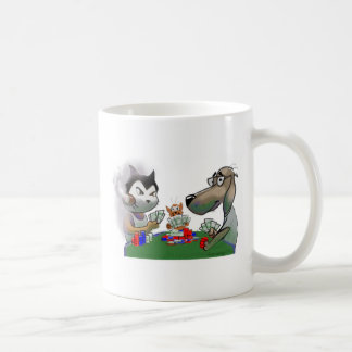 PoKeR PeTs Classic White Coffee Mug