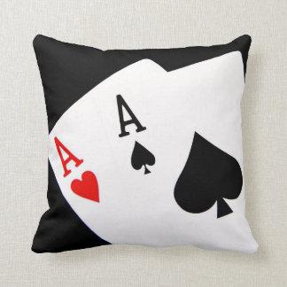 Poker Pillow