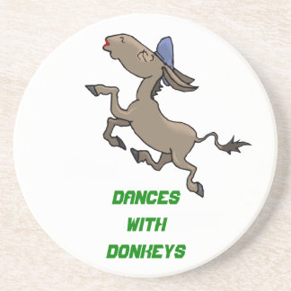Poker player Dances with donkeys coaster