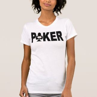 POKER Player Ladies Camisole T-Shirt