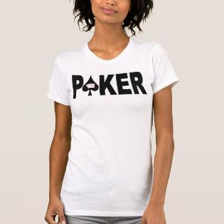 POKER Player Ladies Camisole T-Shirt