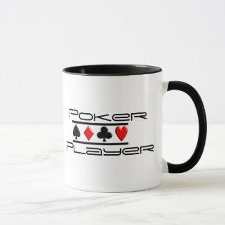 Poker Player Mug