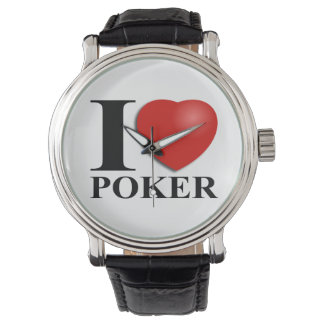 Poker Player Watch for Men