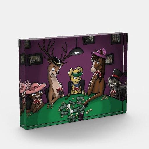 Poker Playing Animals Awards