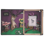 Poker Playing Animals iPad Folio Cases