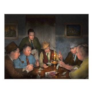 Poker - Poker face 1939 Flyer