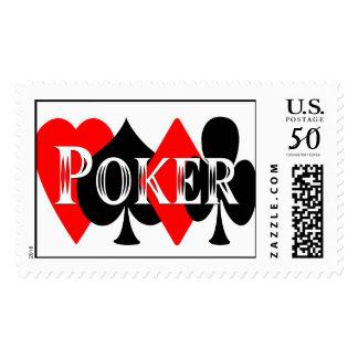 Poker Postage