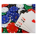 Poker Posters