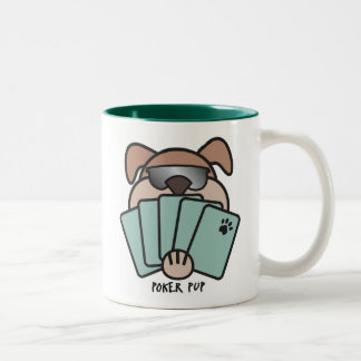 Poker Pup Mug