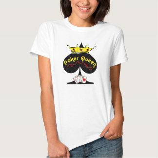 Poker Queen T-Shirt