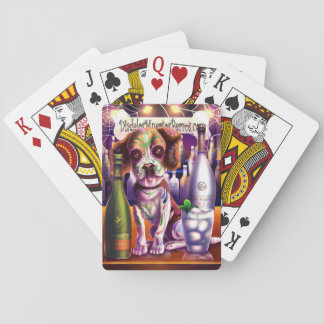 Poker Remy Martin The Beagle Deck Of Cards