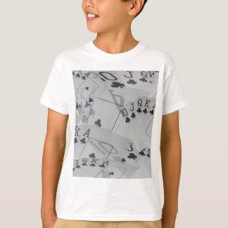 Poker,_Royal_Club_Flush,_ T-Shirt