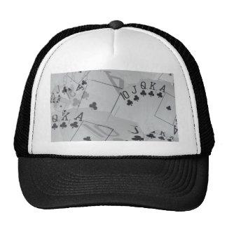 Poker,_Royal_Club_Flush,_ Trucker Hat