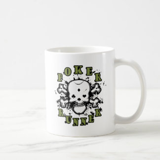 Poker Runner Coffee Mug