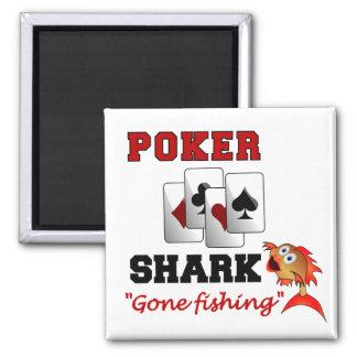 Poker Shark magnet