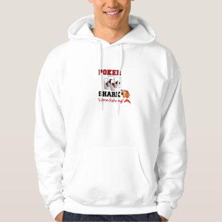 Poker Shark shirt - choose style & color