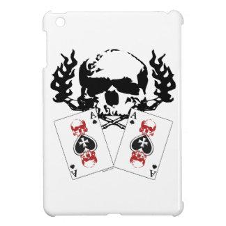 Poker Skulls iPad Mini Case