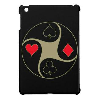 Poker Suits iPad Mini Case