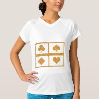 Poker Symbol Art - Fan Club - Multicolor choices Shirt