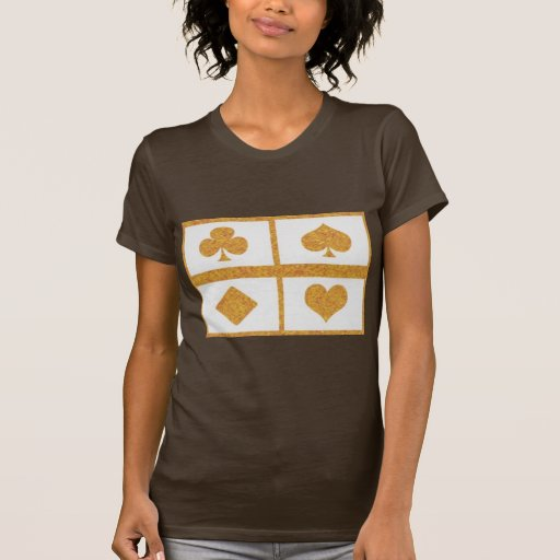 Poker Symbol Art - Fan Club - Multicolor choices Tshirt