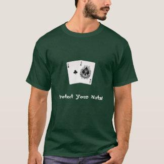 Poker T-Shirt  Pocket Aces