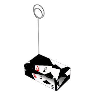 Poker Table Card Holder