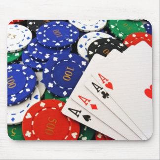 Póker Alfombrillas De Ratón