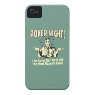 Poker: The Game Ain't Over Case-Mate iPhone 4 Case