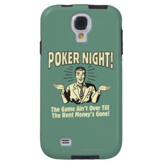 Poker: The Game Ain't Over Galaxy S4 Case