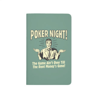Poker: The Game Ain't Over Journal