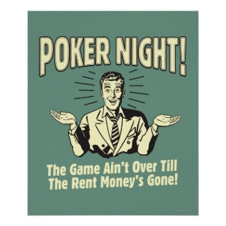 Poker: The Game Ain't Over Poster