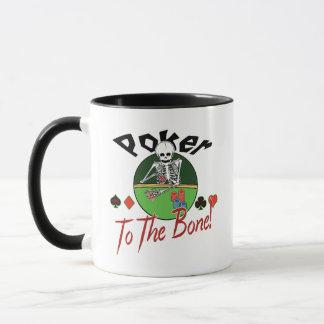 Poker To The Bone! Mug
