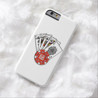 Poker v2 barely there iPhone 6 case