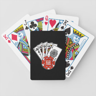 Poker v2 bicycle playing cards