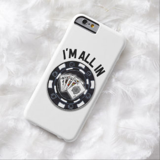 Poker v3 barely there iPhone 6 case
