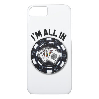 Poker v3 iPhone 8/7 case