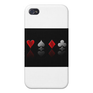 poker-wallpaper-6 iPhone 4/4S case