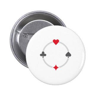 Pokersigns Pin