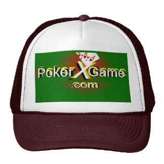 PokerXGame.com  Hat