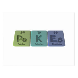 Pokes-Po-K-Es-Polonium-Potassium-Einsteinium.png Postcard