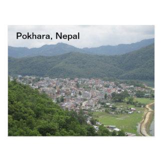 Pokhara, Nepal Postal