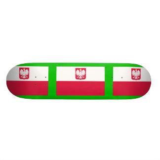 Pol Border Guard, Poland Custom Skateboard