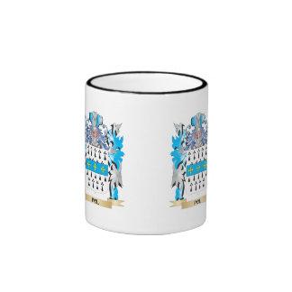 Pol Coat of Arms - Family Crest Ringer Coffee Mug