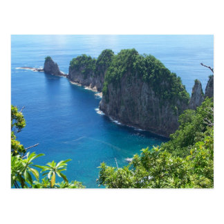 Pola Islands Postcard