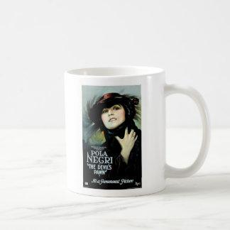 "Pola Negri - ""The Devil's Pawn"" Coffee Mug"