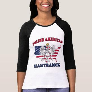Polaco de Hamtramck Michigan T-shirt