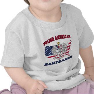 Polaco de Hamtramck Michigan Camisetas