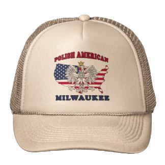 Polaco de Milwaukee Wisconsin Gorro