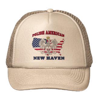 Polaco de New Haven Connecticut Gorros