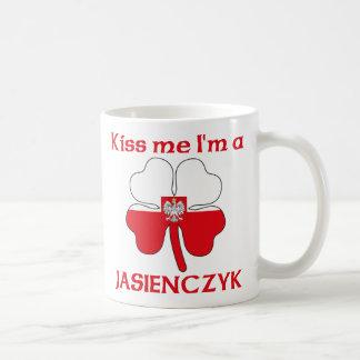 Polacos personalizada me besan que soy Jasienczyk Taza